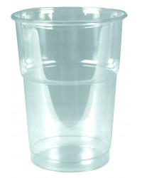 Plastglas hård, 25 cl, 1250 stk