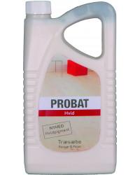 Probat træsæbe Hvidpigmenteret, 1 liter