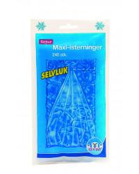 Isterningpose, 10 stk