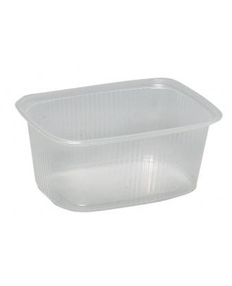 Plastbakke 250 ml, klar