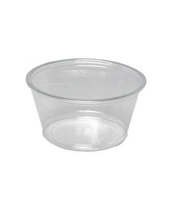 Portionsbæger 30 ml, klar