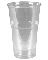 Plastglas hård, 30 cl.