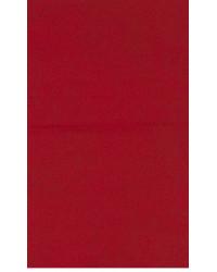 Dækkeserviet - Rød 30x40 cm