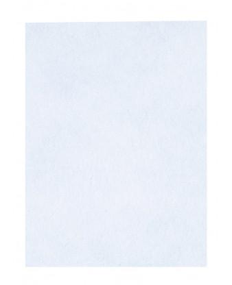 Dækkeserviet, Hvid 30x40 cm