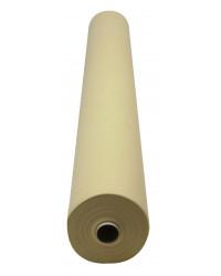 Rulledug Polysoft lamineret 120 x 2500 cm, Creme