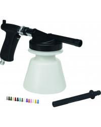 Skumudlægger med pistol & strålerør 1,4 liter