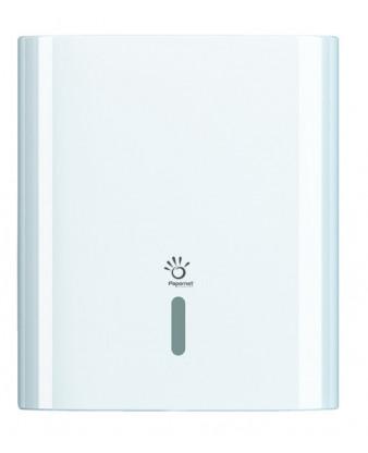 Papernet Dispenser H-ark Z+W, Hvid