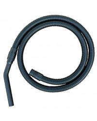 Støvsugerslange komplet Ø32 mm, 2,5 m.