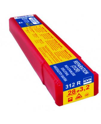 Rustfri Elektrode Ø3,2 mm L350 mm