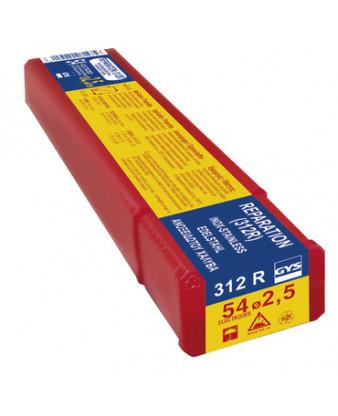 Rustfri Elektrode Ø2,5 mm L350 mm
