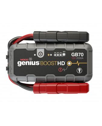 Booster GB70 HD, 12V 2000A Lithium