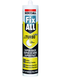 Fix All - Turbo Hvid 310 ml