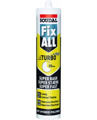 Fix All - Turbo Hvid 310 ml