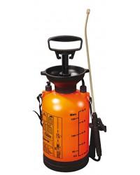Trykpumpeforstøver med bærerem, 5 liter