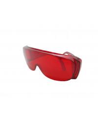 Sikkerhedsbrille Rød model 652