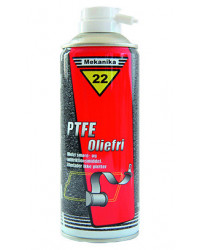 Mekanika 22 PFTE Oliefri smøremiddel 400 ml
